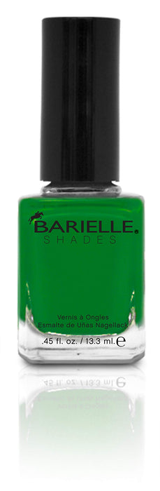 Barielle Green W/ Envy Nail Polish - Creamy Moss Green, .45 oz.