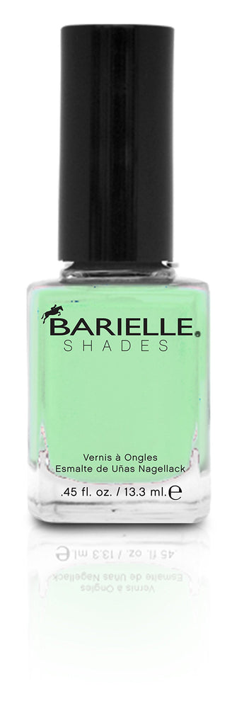 Barielle Nail Polish  - Mint Ice Cream Cone - A Creamy Light Mint Green