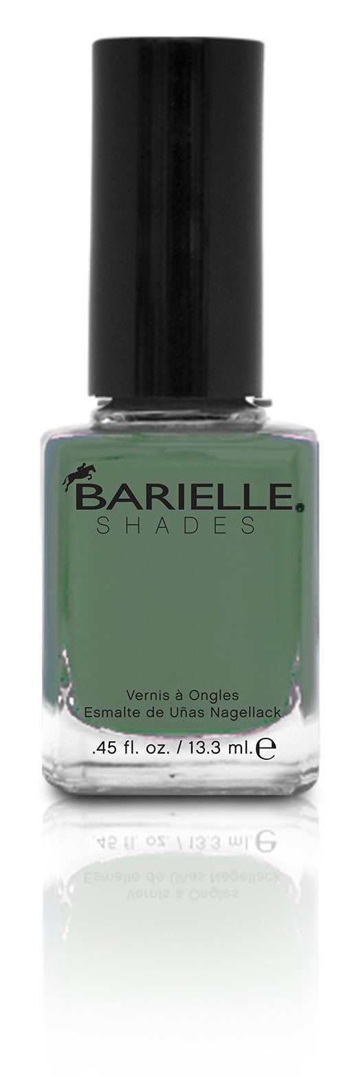 Barielle Central Park Nail Polish - Creamy Frosted Green .45 oz.