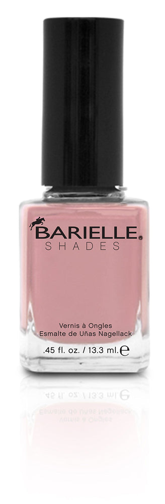 Barielle Greenwich Village At Dawn Nail Polish - Creamy Dusty Pink, .45 oz.