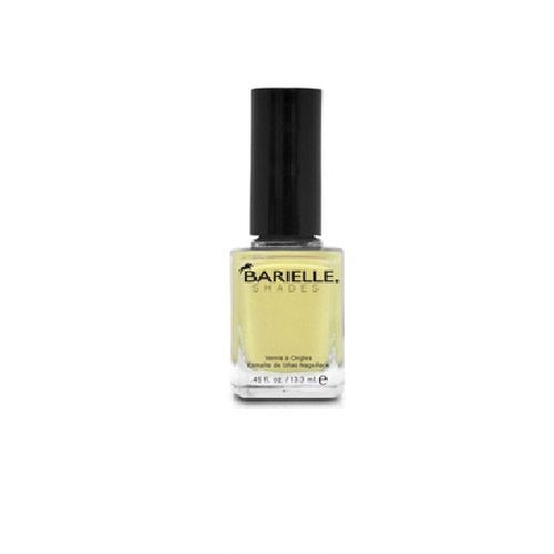 Barielle Shade Banana Drop, A Creamy Banana Yellow