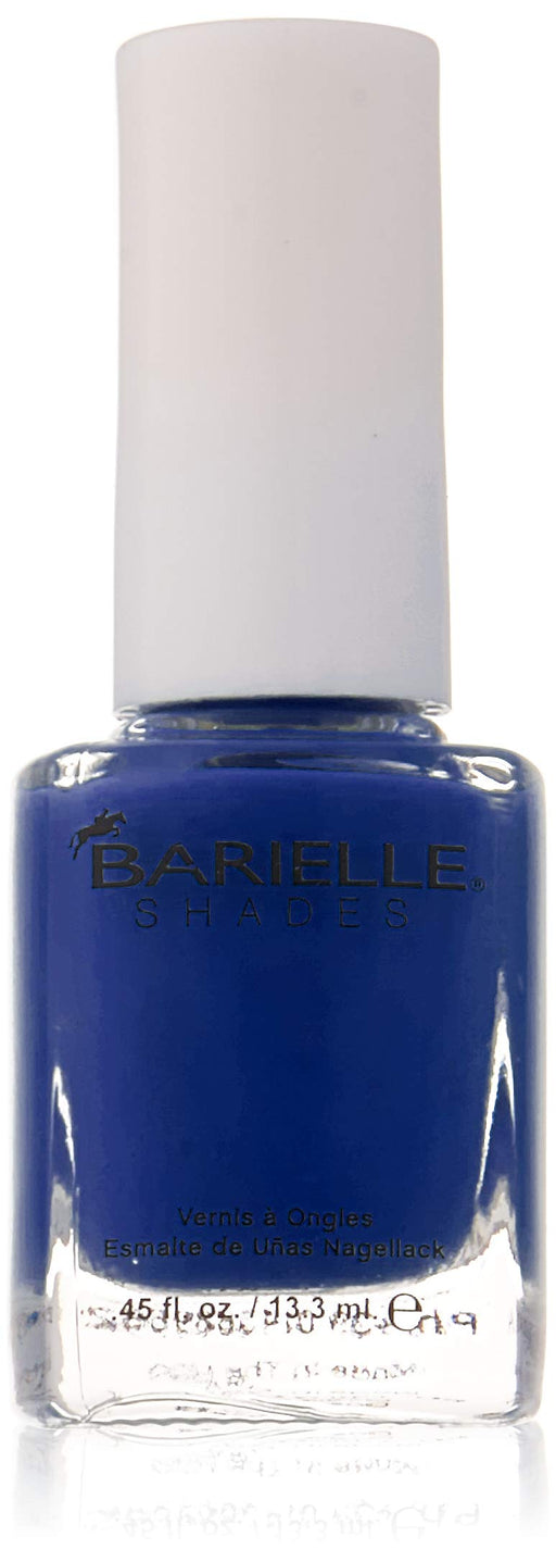 Barielle Shade Blue Hawaiian, A Creamy Royal Blue
