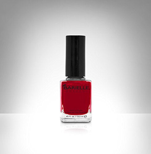 Barielle Shade Blushing Beauty, A Creamy Bright Red