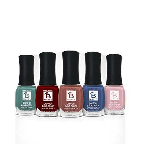 Barielle New York At Night 5-Piece Nail Polish Collection