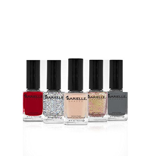 Barielle Barely 5-Piece Nail Polish Collection