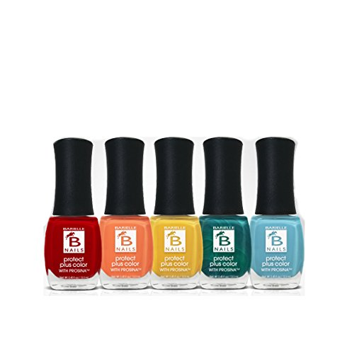 Barielle Gay Pride 5-Piece Nail Polish Collection
