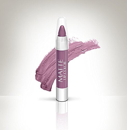 Zuri Flawless Matte Lip Color - Brushed Lilac