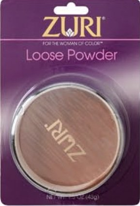 Zuri Loose Powder - Misty Tan