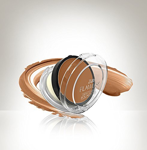 Zuri Flawless Cream To Powder Foundation - Sandstone