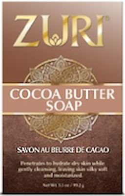 Zuri Cocoa Butter Soap 3.5 oz.