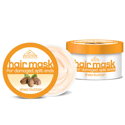 Excelsior Mask for Damaged Split Ends with Shea Butter 6 oz.