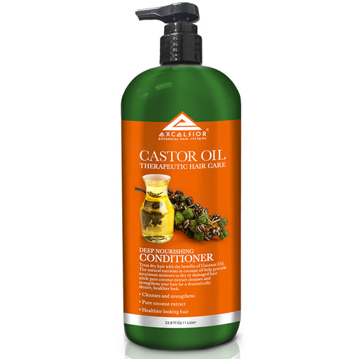 Excelsior Deep Nourishing Castor Oil Conditioner 33.8 oz.