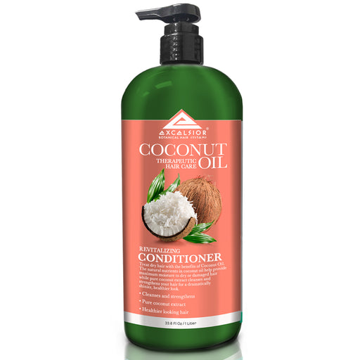 Excelsior Revitalizing Coconut Oil Conditioner 33.8 oz.