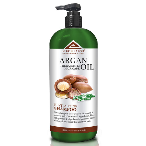 Excelsior Revitalizing Argan Oil Shampoo 33.8 oz.