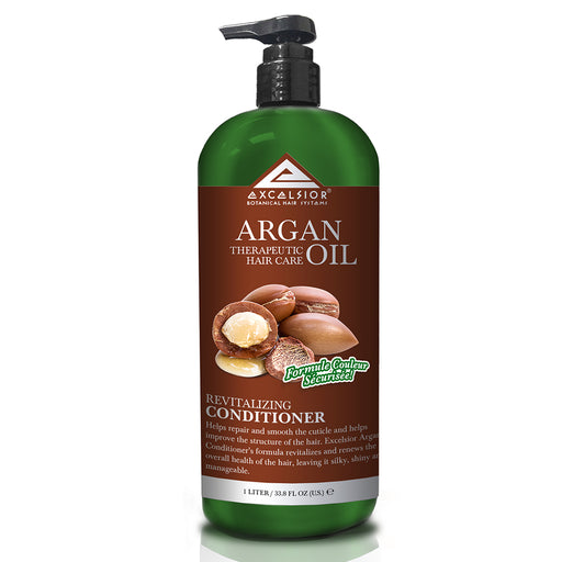 Excelsior Revitalizing Argan Oil Conditioner 33.8 oz.