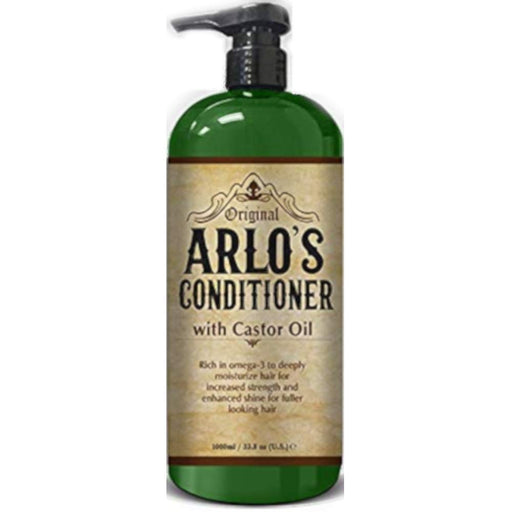 Arlo's Conditioner with Castor Oil 33 oz.