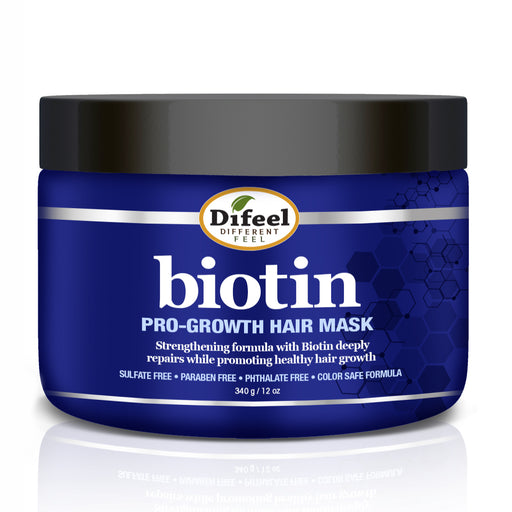 Difeel Pro-Growth Biotin Hair Mask 12 oz.