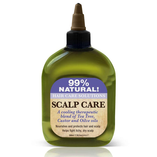 Difeel 99% Natural Hair Care Solutions Scalp Care Hair Oil 7.78 oz.