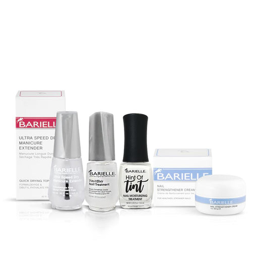 Barielle Get Nailed Bundle - Deluxe 4-PC Set