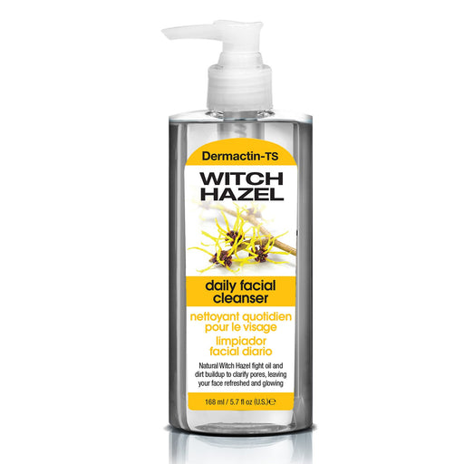 Dermactin-TS Witch Hazel Daily Exfoliating Facial Cleanser 5.7 oz.