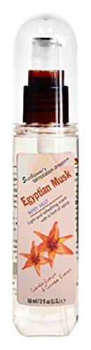 Body Splash Temptation -Egyptian Musk 2.1 oz.