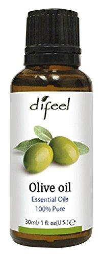 Difeel Essential Oil 100% Pure Olive Oil 1 oz.