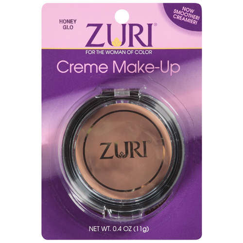Zuri Cream Makeup - Honey Glo