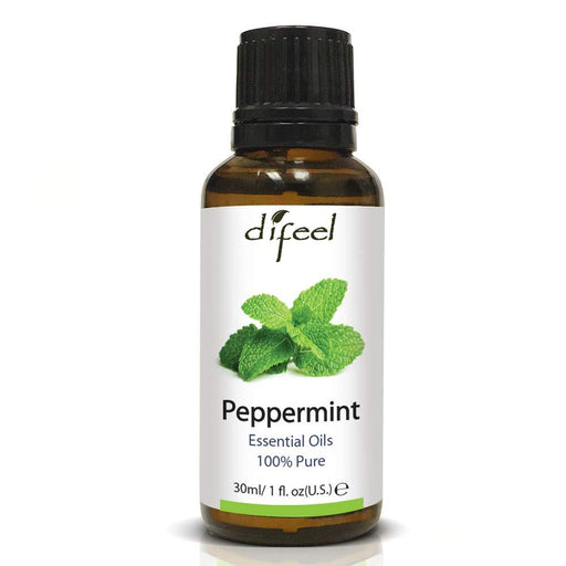 Difeel Essential Oil 100% Pure Peppermint Oil 1 oz.