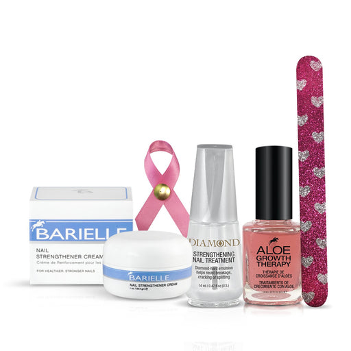 Barielle Grow Your Nails Bundle 4-PC Set