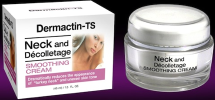Dermactin-TS Neck and Decolletage Smoothing Cream 1.5 oz.