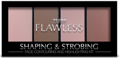 Zuri Flawless Shaping and Strobing Face Contouring and Highlighting Kit
