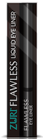 Zuri Flawless Liquid Eyeliner - Black