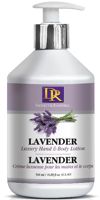 Daggett & Ramsdell Hand and Body Lotion -  Lavender 16.9 oz.