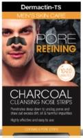 Dermactin-TS Men's Pore Refining Charcoal Nose Strips 6-Count