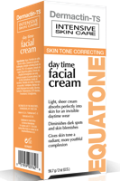 Dermactin-TS Equatone Day Time Facial Cream 2 oz.