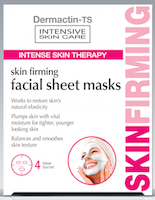 Dermactin-TS Facial Sheet Mask 4-Count - Skin Firming