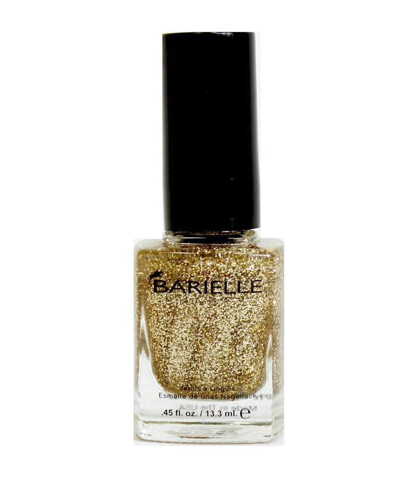Barielle Nail Shade Moon Over Miami - A Dusty Gold (2-PACK)