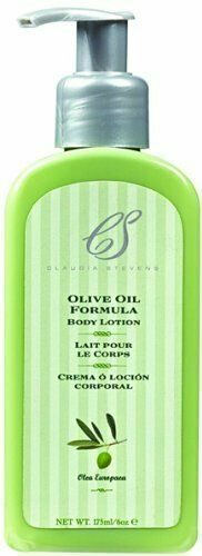 Claudia Stevens Olive Body Lotion 6 oz. (2-PACK)
