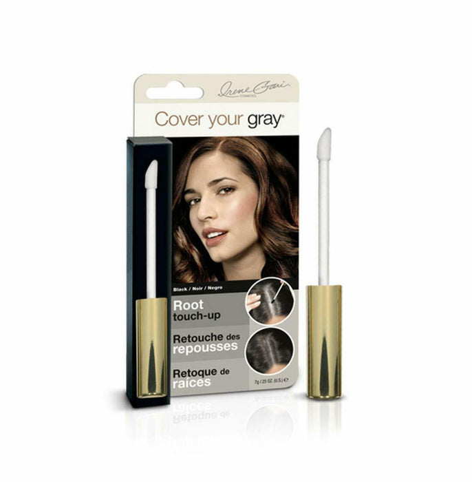 Cover Your Gray Root Touch-up - Black (6-PACK)