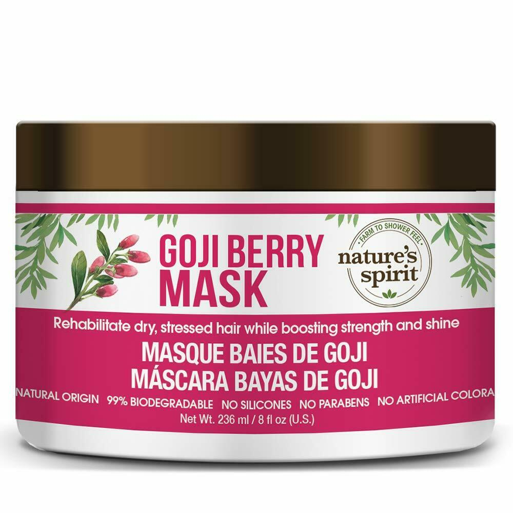 Nature's Spirit Mask - Goji Berry 8 oz. (4-PACK)