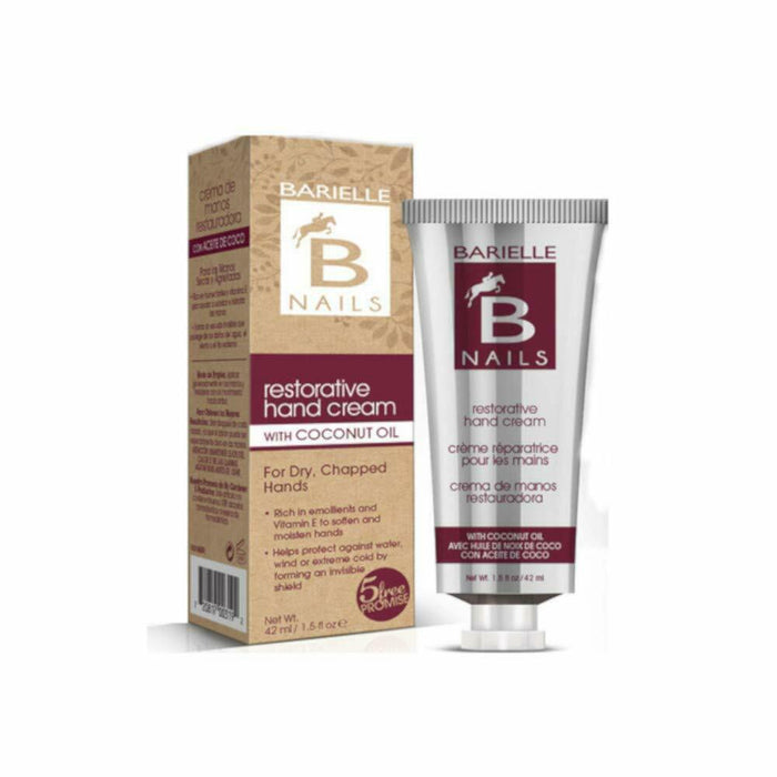 Barielle Nails Restorative Hand Cream 1.5oz 6 PACK