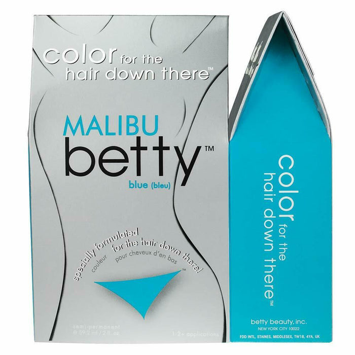 Malibu Betty - Color for the Hair Down There Kit (6-PACK)