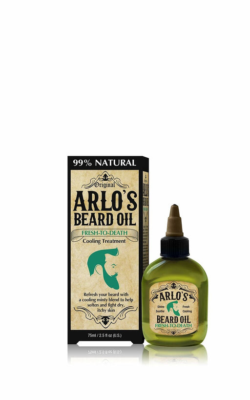 Arlo's Beard Oil - Fresh to Death 2.5 oz. (6-PACK)
