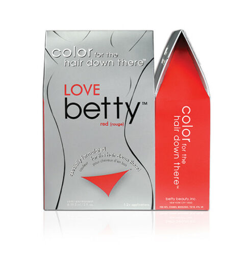Love Betty - Color For the Hair Down There Kit