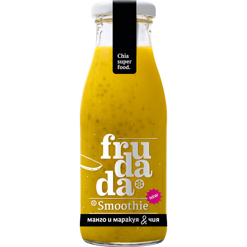 Cold-pressed smoothie Frudada