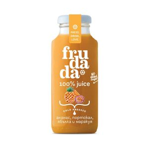 Cold-pressed juice Frudada