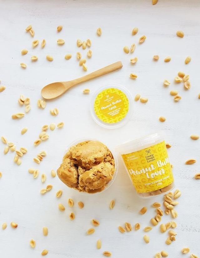 Vegan Peanut Butter Lover - Cookie Dough Lovers