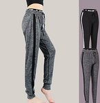 Women's High Rise Pants Harem Drawstring #07808815