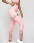 Women's High Waist Pants, Spandex, Workout Leggings#06849271