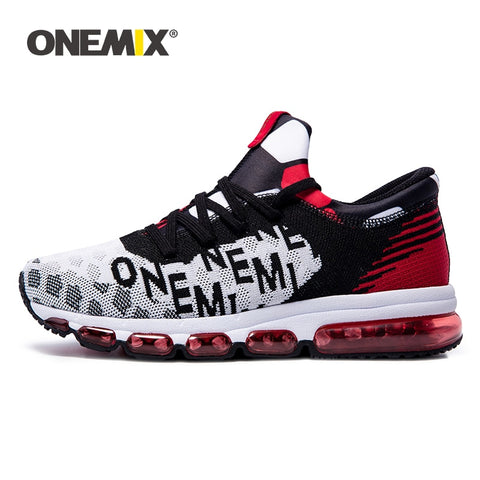 ONEMIX Mens Running Shoes Damping Male Athletic Jogging Shoes
